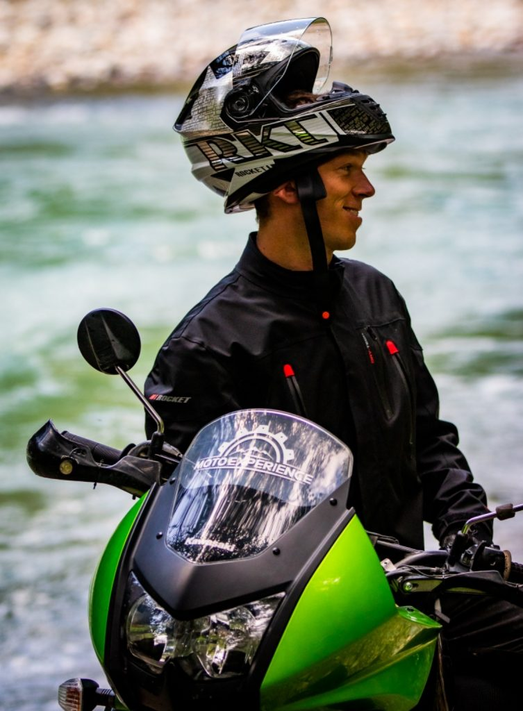 A photo of Whistler Motorcycle Guide - Jody Tracey