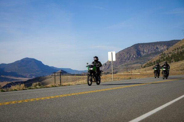 Lillooet Moto riding